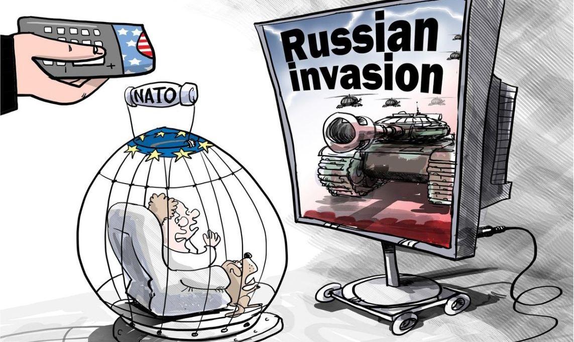 Rusų invazija į Europą