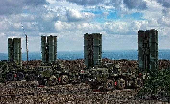 Rusijso C-400 kompleksai