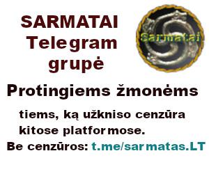 Telegram gruoė - Sarmatai