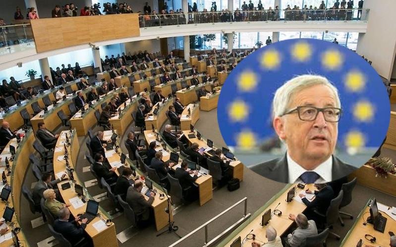 Seimas - Žanas-Klodas Junkeris