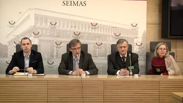 seimo konferencija