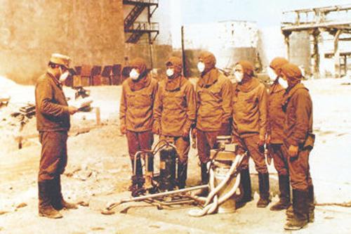 Černobylio didvyriai