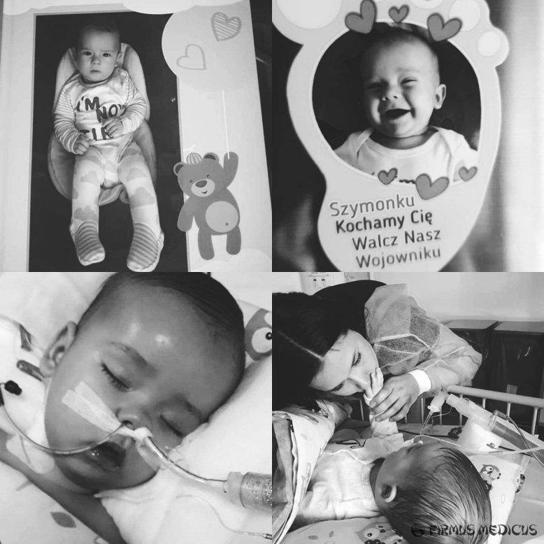 Simonas mirė po to, kai jam buvo suleista galimai nesaugi pneumokokinė vakcina Synflorix