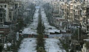 Sugriauta Sirija