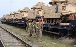 JAV tankai - paveikslėlis