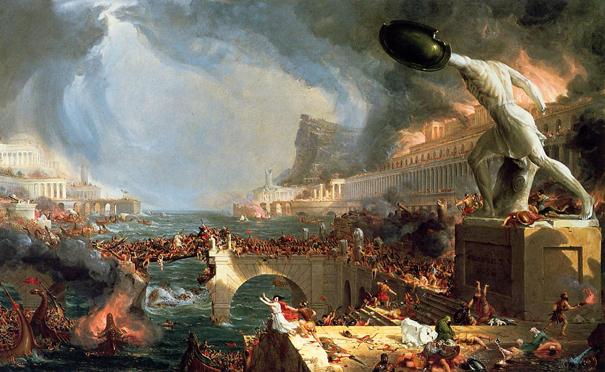 Panašiai, kaip senovės Romoje