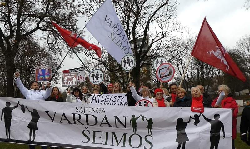 """Sąjunga """"Vardan šeimos"""""""