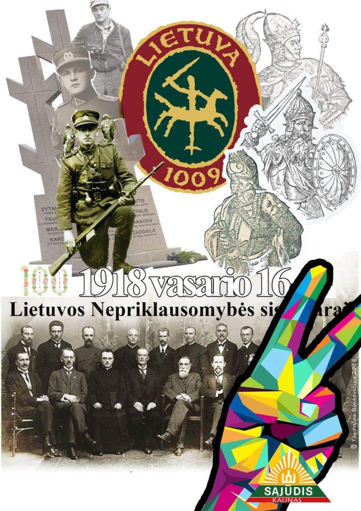 Lietuvai 100 metų