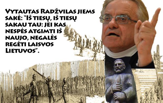 V. Radžvilas