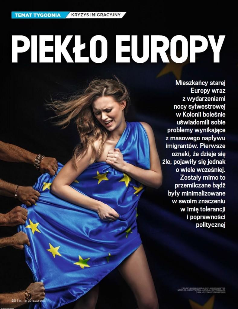 europietiškasis pragaras