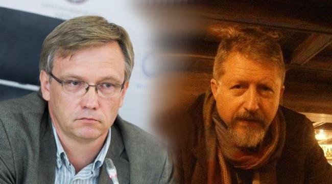 Zugmas Vaišvila ir Audrius Butkevičius